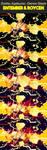 Zenitsu Agatsuma - Demon Slayer ft.RoyceN by EntemberDesigns