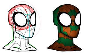 Spiderman Tutorial by Patrick Brown