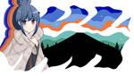 Yuru Camp - Rin Shima - Signature by EntemberDesigns