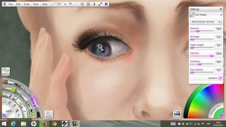 WIP face screenshot by bodnardio