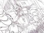 Sonic-Shadow-Metal Sonic