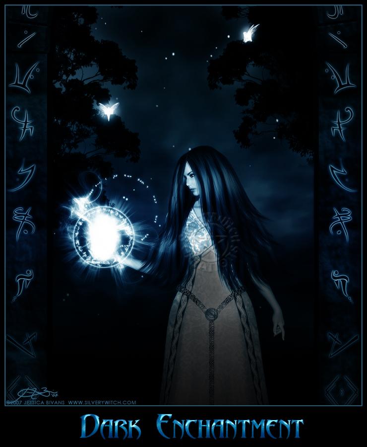 Dark Enchantment by SilveryWitch