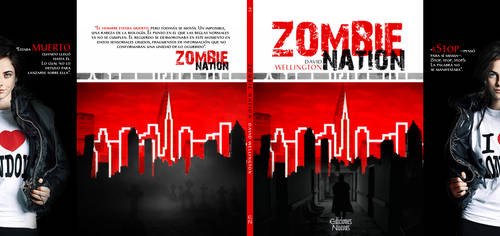 Zombie Nation redesign by Evey-V