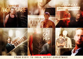 Eric Northman icons by Evey-V