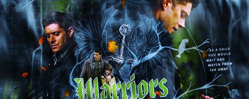 Warriors by Evey-V