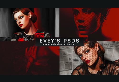 PSD #226 - Devil's Playground by Evey-V
