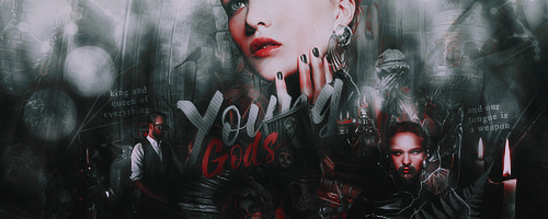 Young Gods by Evey-V