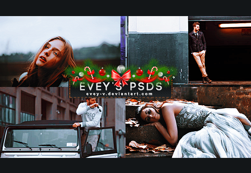 PSD #281 - Last Christmas by Evey-V
