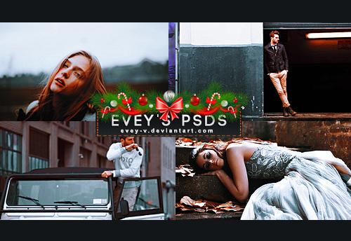 PSD #281 - Last Christmas by Evey-V