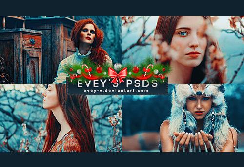 PSD #283 - Jolly Spirit by Evey-V