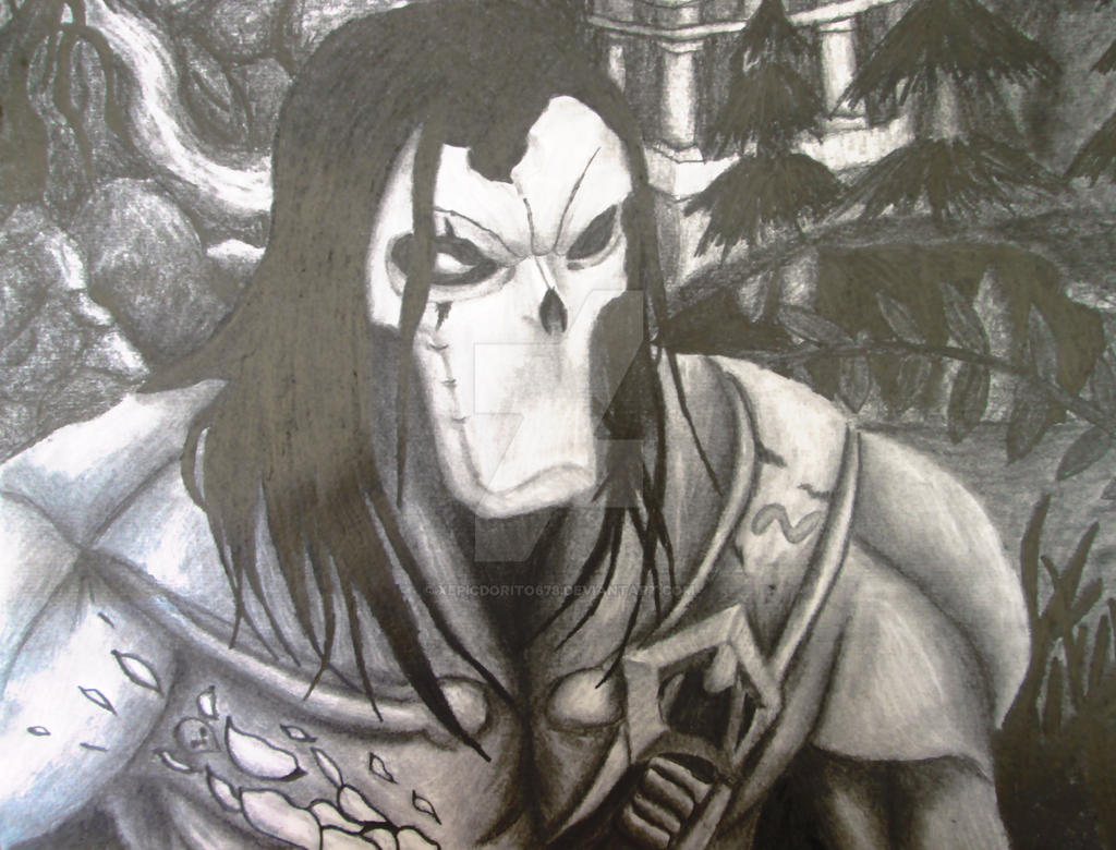 darksiders ii: death, the pale riderxepicdorito678 on deviantart