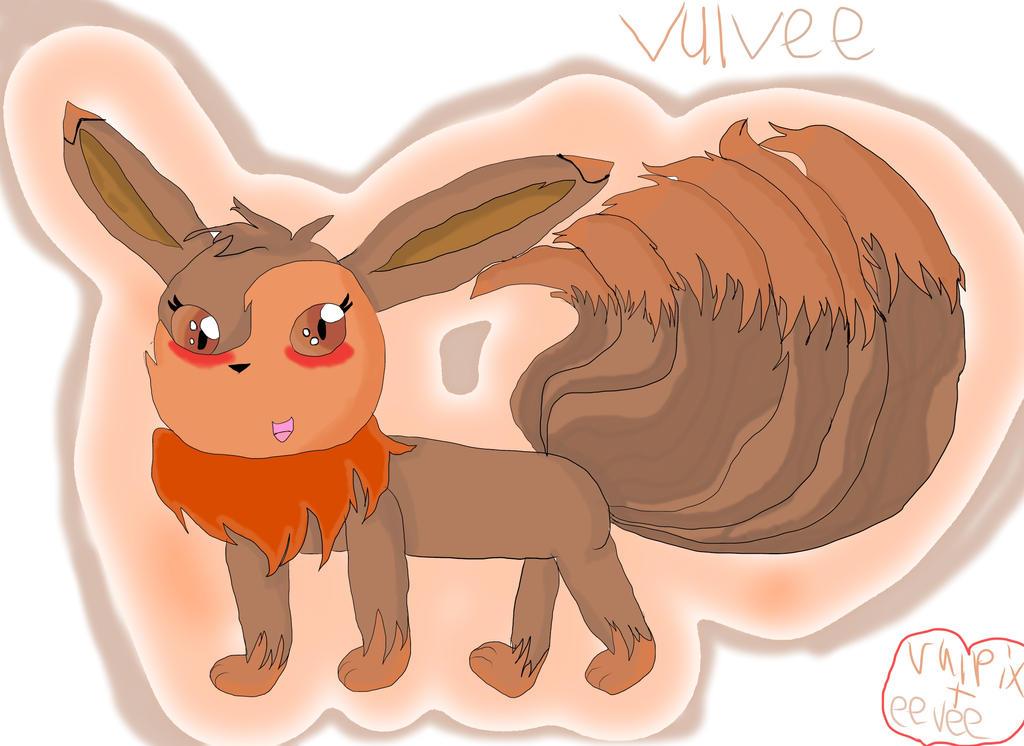 Vulvee by YoshiLuigiFan22