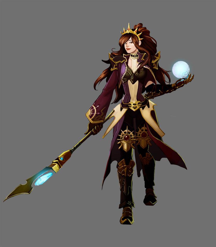 Diablo 3 : Wizard by bani12
