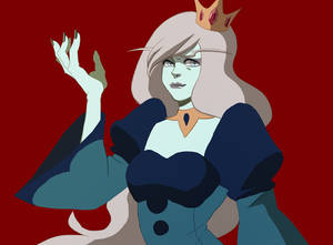 Adventure Time :Ice Queen
