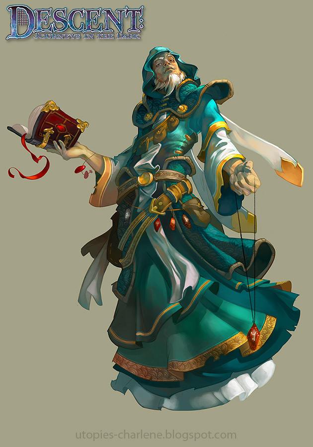 FFG Descent character
