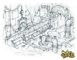 Dofus Frigost 3 concept by Catell-Ruz