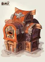 Numa house 03 by Catell-Ruz
