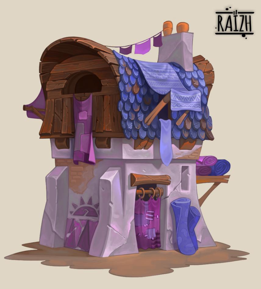 Santoreb House by Catell-Ruz