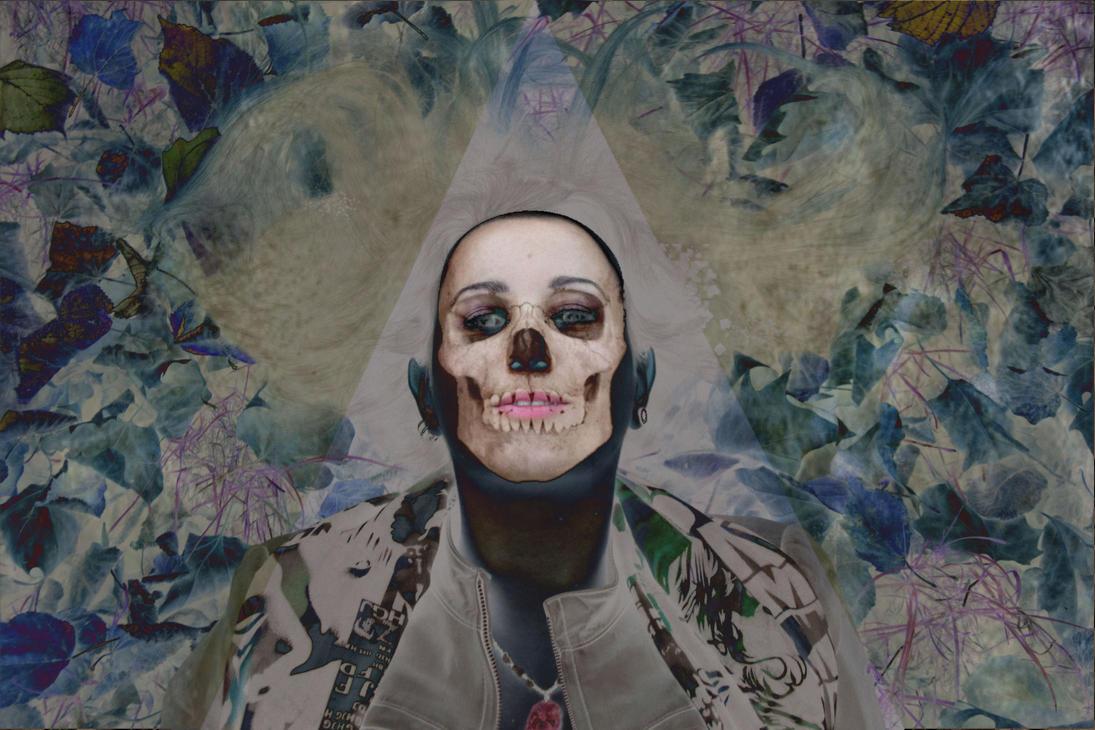 Down to the bone by GothxLuciole