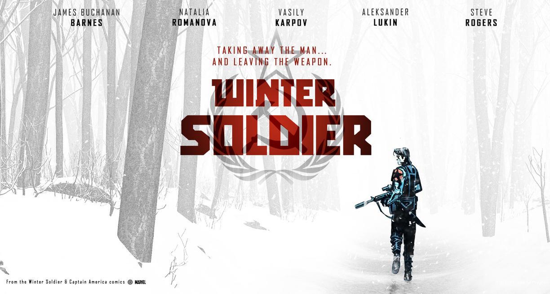 Winter Soldier movie by GothxLuciole
