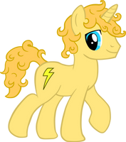 My Little OC by TheJourneysEnd