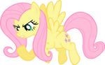 Angry Fluttershy Vector for Team 5