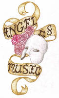 Angel of Music :design: by BloodMoonEquinox