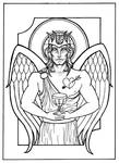 King of Hearts -lineart-