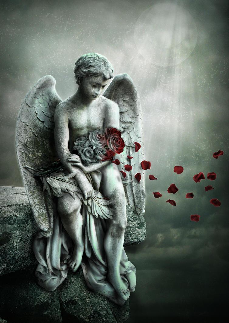 Heaven's Love Lost by BloodMoonEquinox