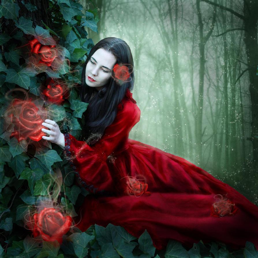 Fleurs du Mal by BloodMoonEquinox