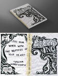 Book Cover Design - Writers INC
