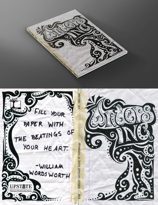 Book Cover Design Deviantart : Book cover design writers inc by bloodmoonequinox on
