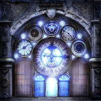 The Sage of Time by BloodMoonEquinox