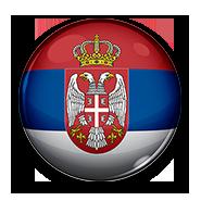 Serbia badge by SrkiStrasni