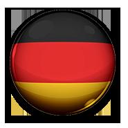 Germany badge by SrkiStrasni