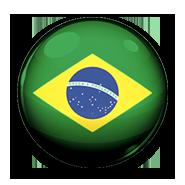 Brazil badge by SrkiStrasni