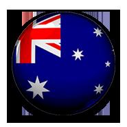 Australia badge by SrkiStrasni