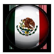 Mexico badge by SrkiStrasni