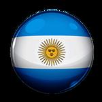 Argentina badge by SrkiStrasni