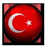 Turkey badge by SrkiStrasni