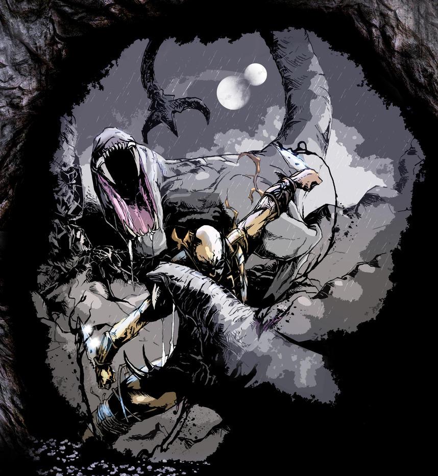 Carnivorous Cavern by Destructiconz