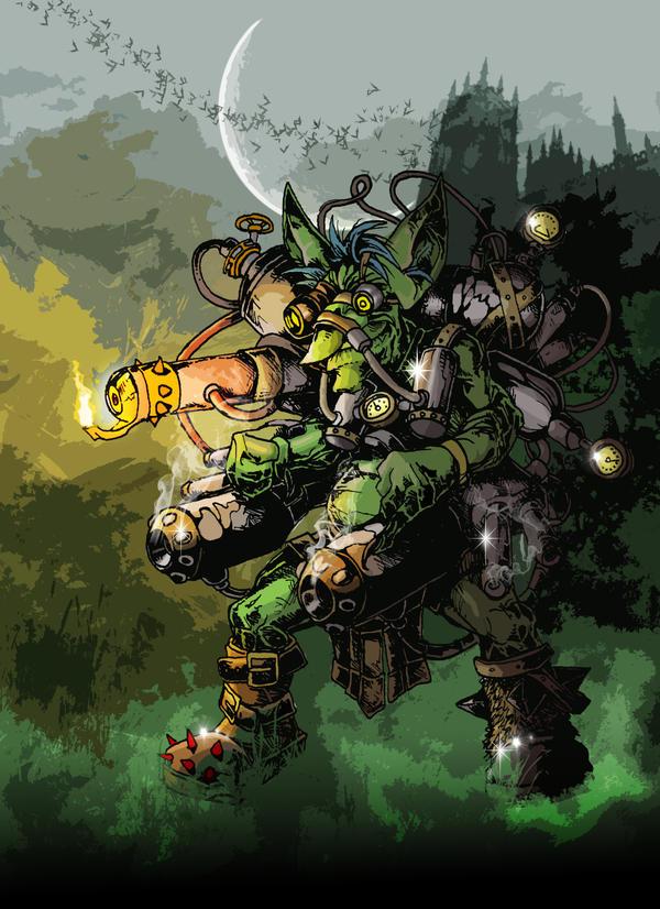 Gas Goblin by Destructiconz