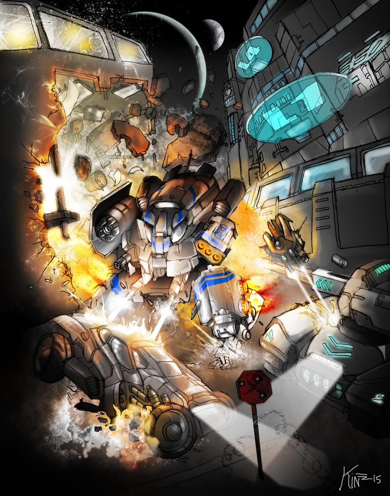 Battle-zone by Destructiconz