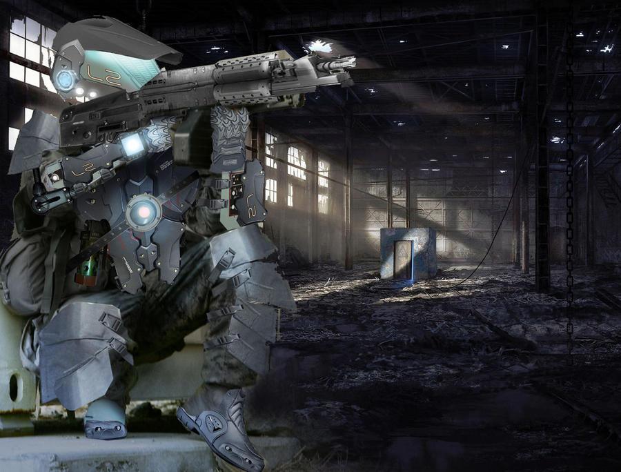 Vespit Soldier by Destructiconz