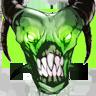 Green Gazer by Destructiconz