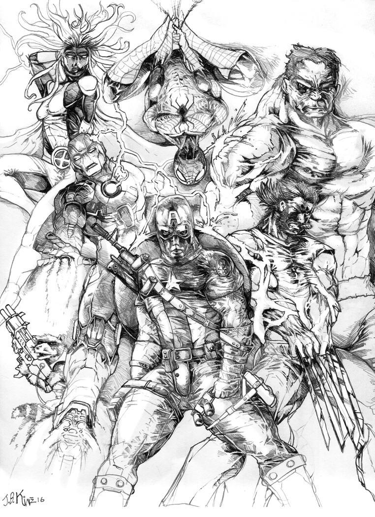 Marvel1 by Destructiconz