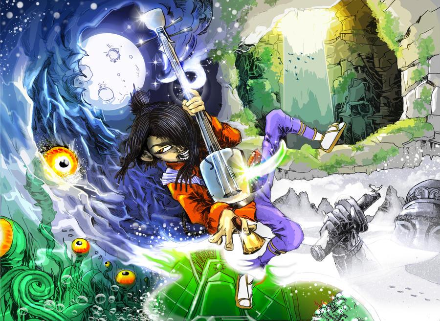 Dream Weaver(Final Edit) by Destructiconz