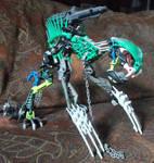 Bionicle Chupacabra