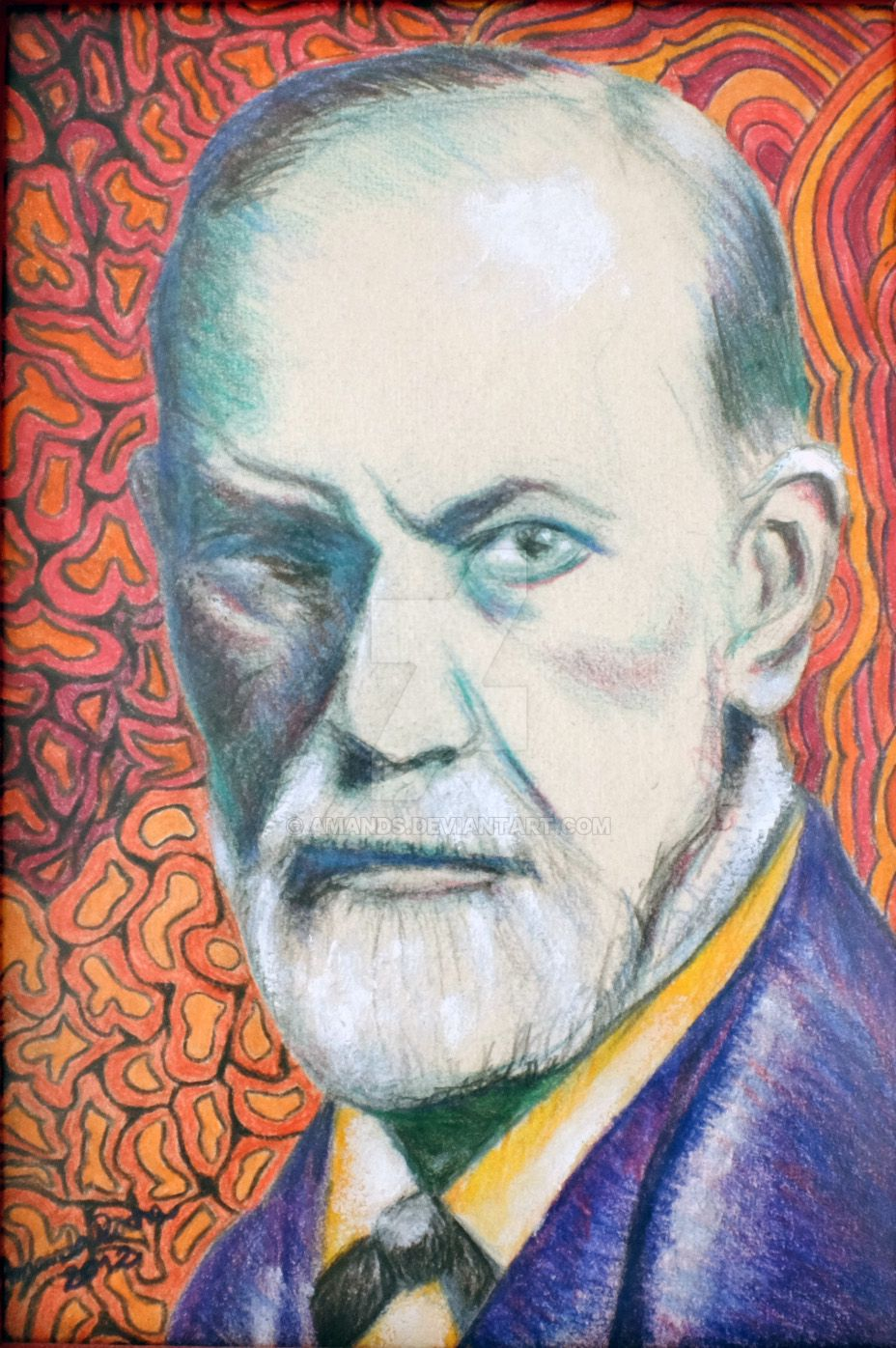 Freud by amands