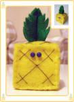Cube Pineapple